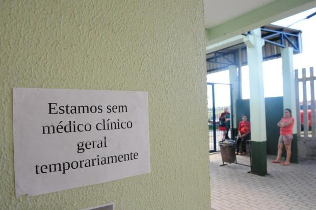 Diretoria da Fenam estará em Caxias para falar sobre relação entre prefeitura e médicos do SUS Roni Rigon/Agencia RBS