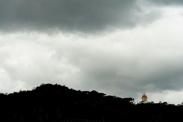 Chuva se espalha pelo Rio Grande do Sul nesta quinta-feira Diogo Sallaberry/Agencia RBS