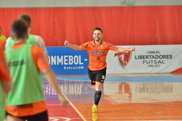 ACBF estreia com vitória no Peru pela Copa Libertadores da América Ulisses Castro/Divulgação