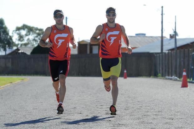 Da música para o esporte, gêmeos caxienses querem servir de inspiração Felipe Nyland/Agencia RBS