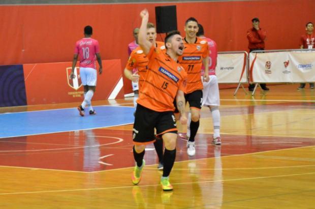 ACBF encara time peruano nas quartas de final da Copa Libertadores de Futsal ACBF / Divulgação/Divulgação