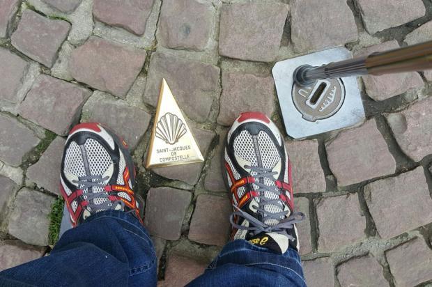 Um passo a mais: começa a caminhada até Santiago de Compostela Emílio Finger / Divulgação/Divulgação