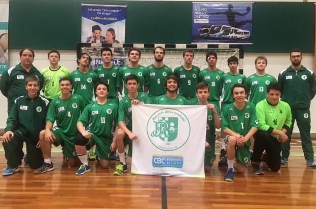 Recreio da Juventude larga com duas vitórias no Estadual juvenil de handebol masculino Fernando Caberlon/Divulgação