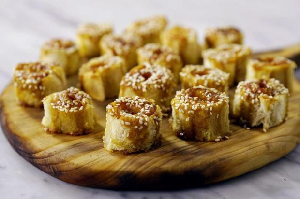 Experimente rondelli de pão de forma TasteMade/Divulgação