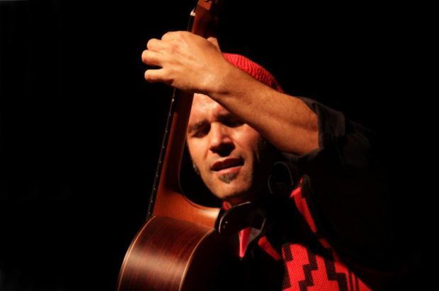 3por4: Violonista Marcello Caminha se apresenta em Caxias Edu Rickes/Divulgação