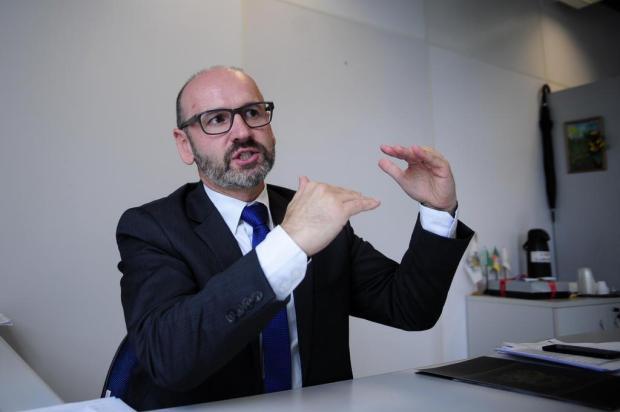 """""""Não estou saindo"""", garante secretário da Saúde de Caxias Marcelo Casagrande/Agencia RBS"""