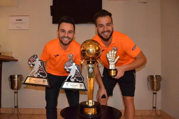 Campeões da América pela ACBF chegam em Carlos Barbosa Ulisses Castro/Divulgação,ACBF