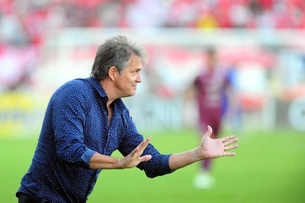 Luiz Carlos Winck é anunciado como novo técnico do Criciúma Diogo Sallaberry/Agencia RBS