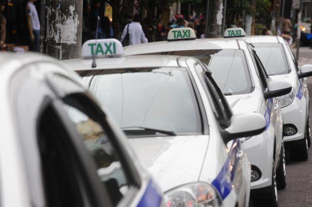 Número de chamados via aplicativo de táxi em Caxias aumentou 25% Roni Rigon/Agencia RBS