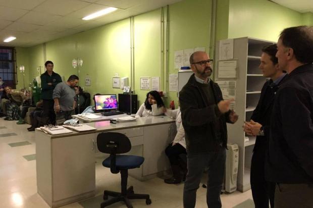 A repercussão política do gabinete itinerante no Postão 24h de Caxias Luma Leão/Divulgação