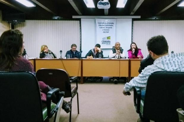 Educadores de Caxias reclamam de falta de diálogo com o governo e insegurança Mateus Frazão/Agencia RBS