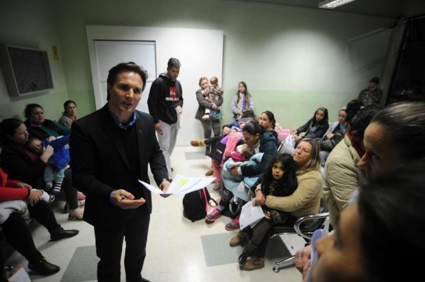 Prefeitura de Caxias inaugura projeto de visitas a unidades públicas, mas ainda não há calendário Felipe Nyland/Agencia RBS
