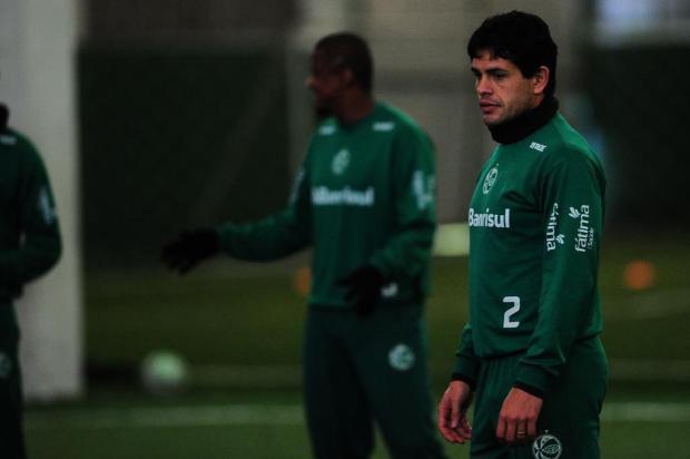 Volante Fahel elogia o time do Inter e acredita em um Juventude forte no Estádio Beira-Rio Porthus Junior/Agencia RBS