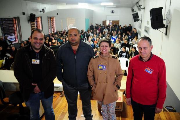 Quem são e o que pensam os candidatos à presidência da UAB de Caxias do Sul Marcelo Casagrande/Agencia RBS