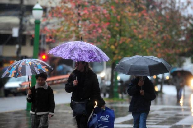 Nunca um mês de maio foi tão chuvoso em Caxias do Sul Roni Rigon/Agencia RBS