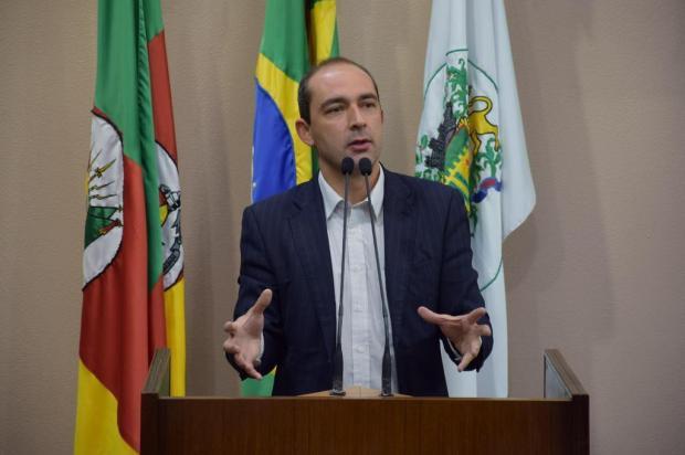 Vereador sugere que Guerra lidere grande debate para diminuir a tarifa de ônibus em Caxias Matheus Teodoro/Divulgação