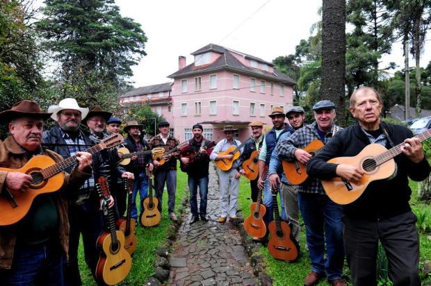 Violeiros de Caxias do Sul e região se encontram neste sábado em Ana Rech Roni Rigon/Agencia RBS
