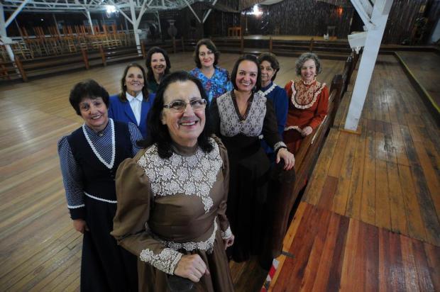 Grupo de mulheres assume a patronagem do CTG Rodeio Serrano, em São Francisco de Paula Felipe Nyland/Agencia RBS