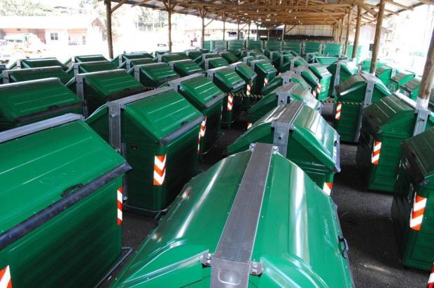 Codeca comprará novos contêineres de lixo em Caxias do Sul Alexandra Baldisserotto/Divulgação