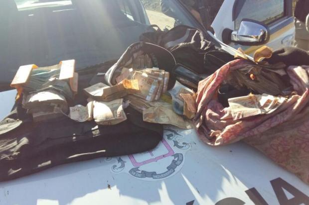 Perícia identifica suspeito morto em confronto com a BM após explosão de banco em Campestre da Serra Brigada Militar/Divulgação
