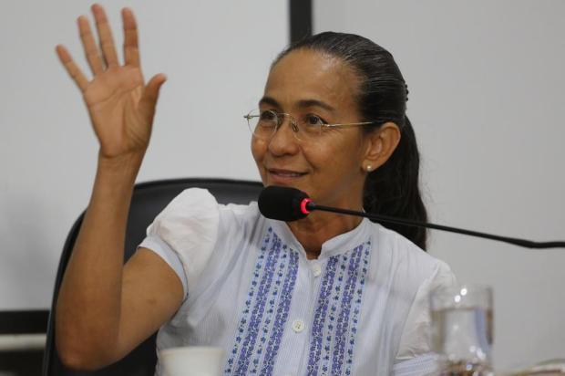 """Heloisa Helena: """"Ideal mesmo seria a convocação de eleições gerais"""" Leo Cabral/Divulgação"""