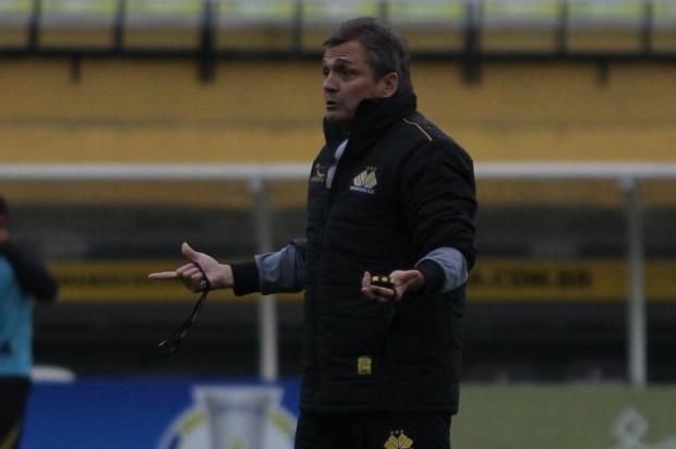 Winck volta ao Estádio Centenário nesta segunda-feira para treinar o Criciúma Guilherme Hahn/Especial