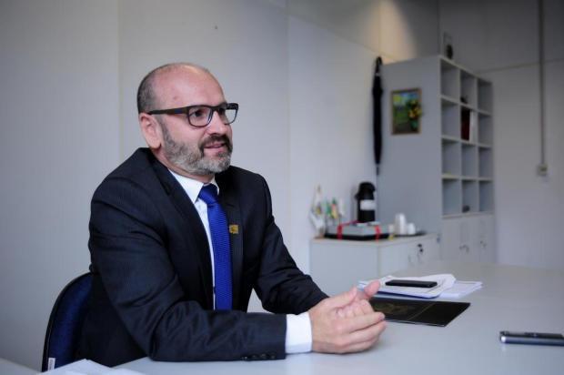 Fernando Vivian deixa o cargo de secretário da Saúde de Caxias do Sul Marcelo Casagrande/Agencia RBS