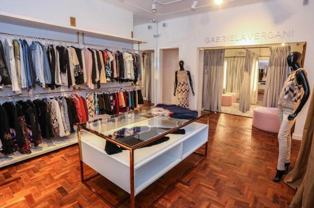 Gabriela Vergani inaugura boutique no bairro São Pelegrino, em Caxias Fabio Campelo/divulgação