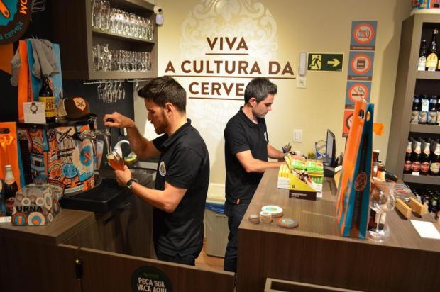 Mercado de cervejas mostra potencial em Caxias Caiani Lopes Martins/divulgação