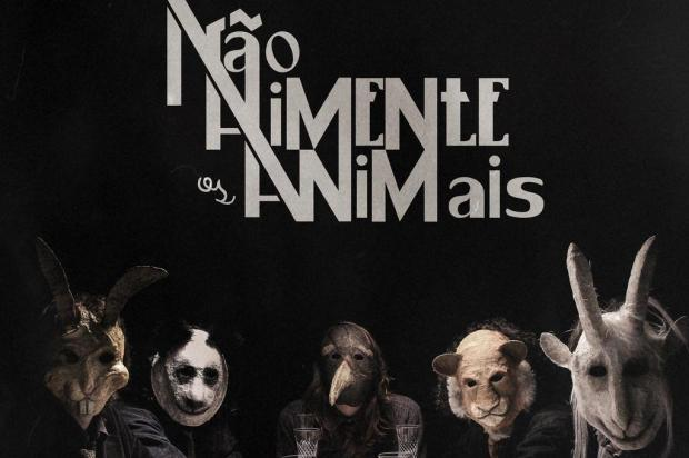 3por4: Banda Não Alimente os Animais lança crowdfunding para lançar disco em vinil Rayza Roveda/Divulgação
