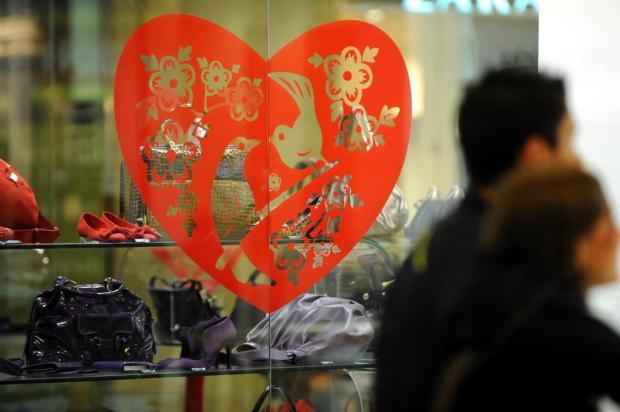 Homens gastarão mais com o presente doDia dos Namorados Adriana Franciosi/Agencia RBS