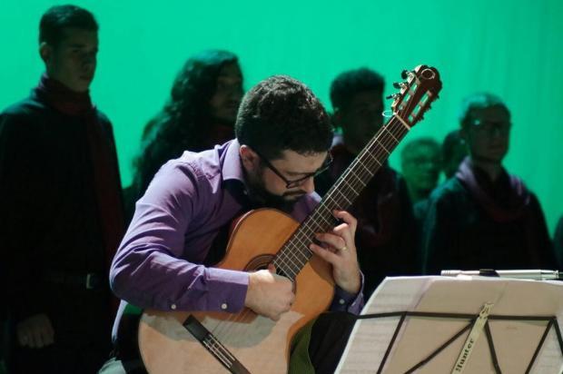 Agenda: Sindserv recebe 28º Violões Concert em Caxias Facebook/Reprodução