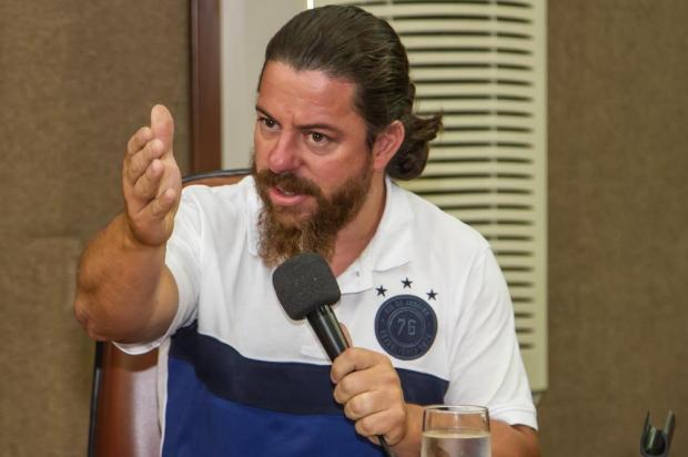 """""""Vão ter que me engolir"""", diz Renato Nunes sobre retorno à Câmara de Caxias Luiz Carlos Erbes/Divulgação"""
