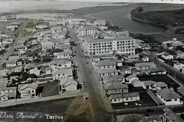 Memória: Evolução turística em Torres Ídio Feltes/Divulgação