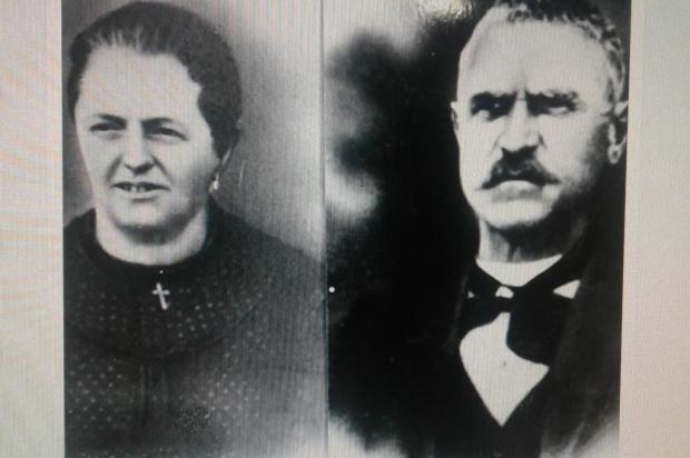 Memória: História da família Smiderle Acervo Horácio Smiderle/Arquivo Pessoal