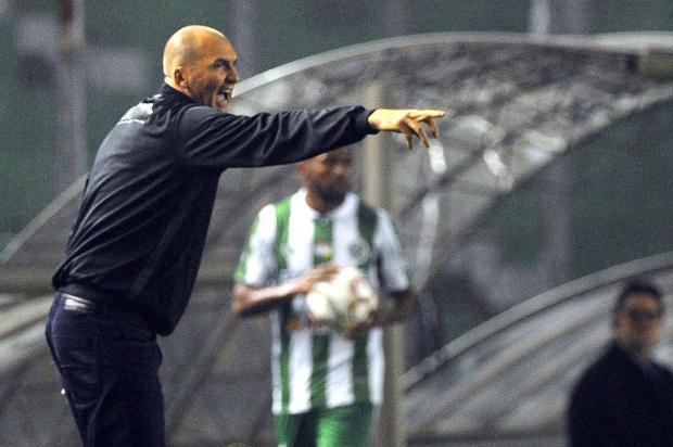 Sem confirmar time do Juventude, Gilmar Dal Pozzo quer manter bom aproveitamento no Brasileiro Felipe Nyland/Agencia RBS