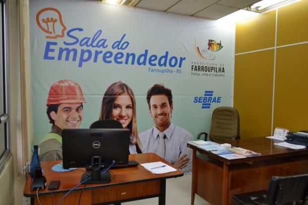 Sala do Empreendedor de Farroupilha auxiliará MEIs na criação de páginas na internet Edmilson de Arruda/Assessoria de Comunicação da Prefeitura de Farroupilha