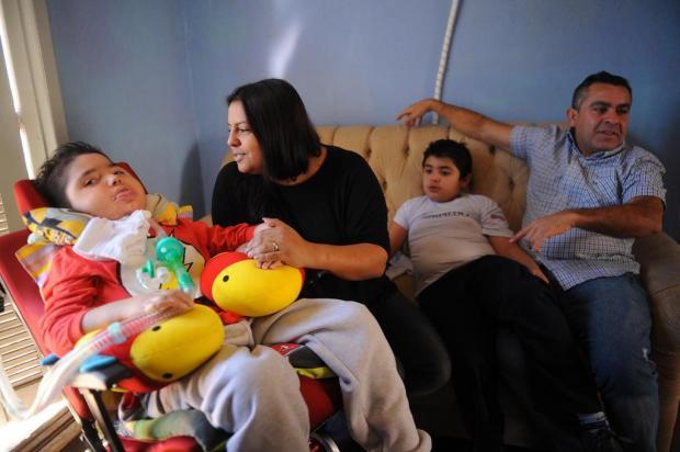 Show em benefício de menino com doença rara ocorre na sexta, em Caxias Diogo Sallaberry/Agencia RBS