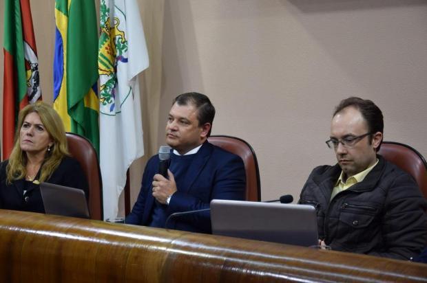 """""""Não tenho condições de explicar"""", afirma chefe de Gabinete do prefeito Guerra sobre seleção de CCs Matheus Teodoro/Divulgação"""