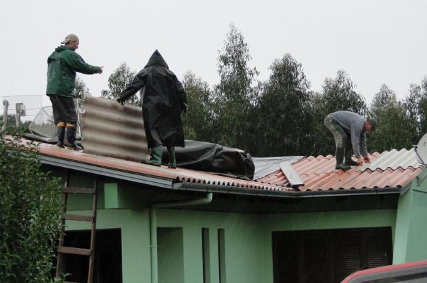 Governo federal libera R$ 148 mil para reparo de escolas atingidas pelo chuva em Veranópolis Leandro Galante/Divulgação