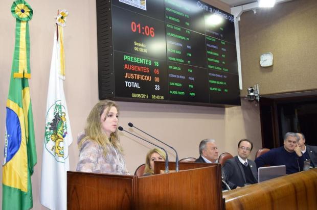 3por4: Futuro do Financiarte é debatido em sessão da Câmara de Vereadores de Caxias Clever Moreira/Divulgação