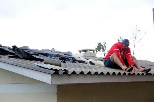 Sexta-feira não terá clima favorável para a reconstrução na Serra Gaúcha Felipe Nyland/Agencia RBS