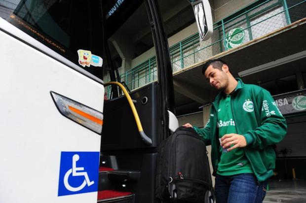 Juventude viaja com time indefinido para enfrentar o Boa Esporte Roni Rigon/Agencia RBS