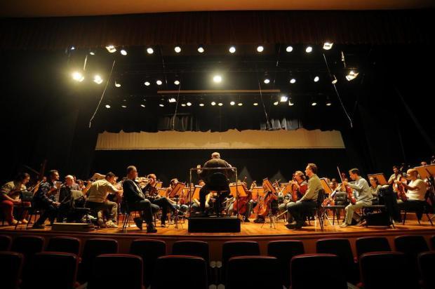 Orquestra Sinfônica da UCS estreia concerto inspirado no Dia dos Namorados Felipe Nyland/Agencia RBS