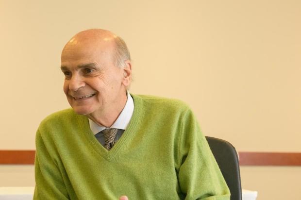 """""""A gente na cama é mau-caráter"""", afirma Drauzio Varella, em palestra sobre hábitos do mundo moderno Fabio Grison/Divulgação"""