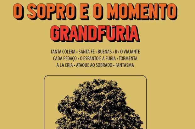 3por4: Banda caxiense Grandfúria adianta capa de novo disco Arte de Maurício Cescon/Divulgação