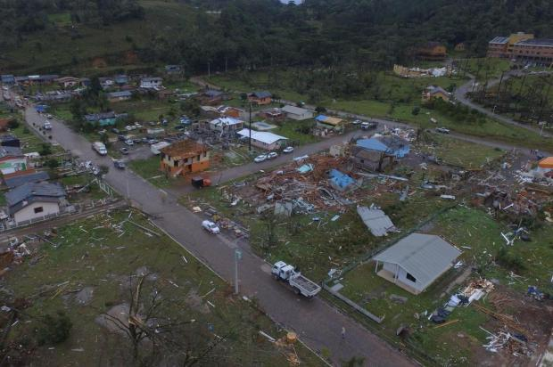 130 famílias são cadastradas para auxílio na reconstrução de casas em Caxias Ninefeet/Divulgação