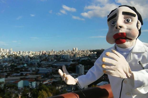 3por4: Caxias recebe mostra de curtas do projeto Cinema dos Bonecos Reprodução/Reprodução