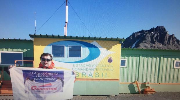 Empresa de Caxias do Sul fornece aquecimento para base na Antártida Lucas Giacomet/Divulgação
