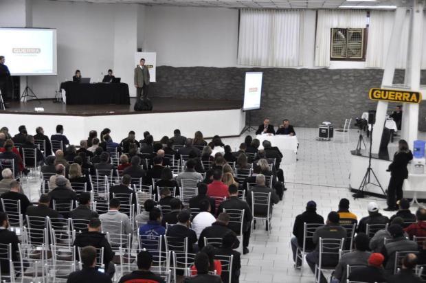 Sócios da Guerra defendem diferentes caminhos para a recuperação da empresa Denerlei Antonioli/Divulgação